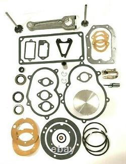 010 Briggs & Stratton Engine Rebuild Overhaul Kit 14 & 16hp Cast Iron Engines