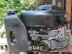 12.5hp Briggs&Stratton INTEK Petrol Engine-Pull Starts only-Ride on mower E. T. C