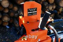 12 ton Venom Hydraulic log wood splitter petrol briggs and Stratton portable