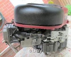 13.5hp Briggs & Stratton OHV Petrol Engine Ride on mower E. T. C
