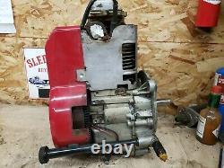 14.5 BRIGGS & STRATTON OHV VERTICAL SHAFT LAWN MOWER ENGINE 28N777 0642-a1