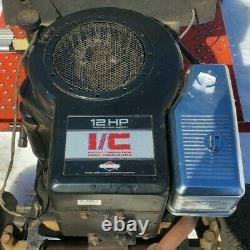 1987 Briggs & Stratton 12HP 281707-0125-01 from Simplicity 4212 Lawn Tractor
