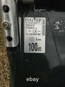 2005 Hayter Harrier 56 Autodrive Briggs & Stratton Intek Roller Mower