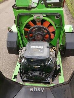 2015 GreenMech Arborist 130 6 23HP Briggs & Stratton Petrol WoodChipper Chipper