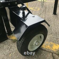 22Ton HYDRAULIC Black Professional Log Splitter, 62cm, 6.5hp Briggs & Stratton