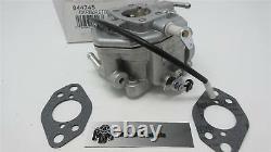 844745 Briggs & Stratton Vanguard Carburetor Genuine 16 HP