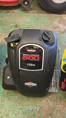 8X Briggs and Stratton 500 Series 4-stroke Petrol 158cc BRAND NEW Engines