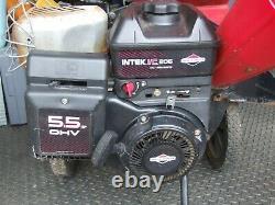 ARDISAM EARTHQUAKE CHIPPER / SHREDDER with BRIGGS & STRATTON 206 INTEK ENGINE