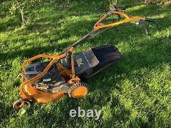 AS Motor 531 4T MK Commercial Professional Petrol Lawnmower Push Grass Mower