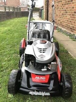 Al-KO Silver Premium 470 BRE self propelled electric start mower Briggs&Stratton