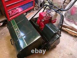 Atco 24self propelled mower with briggs+stratton comercial engine