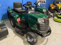 Atco Gt38h Ride On Lawn Mower Collector Tractor Briggs & Stratton Engine