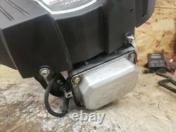 BRIGGS 21HP 331877 PLATINUM Motor Engine GOOD RUNNING CONDITION. Motor only