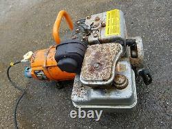Bosch / briggs & stratton 240v & 110v generator 2.1 kva