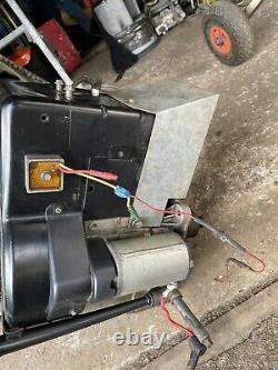 Briggs And Stratton 12.5 HP I/c Quiet Engine