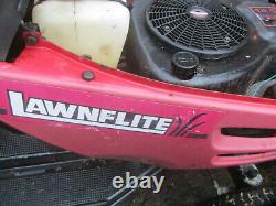 Briggs & Stratton 14.5HP INTEK petrol engine ride on lawn mower fully serviced
