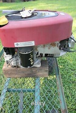 Briggs & Stratton 18 HP Intek Vertical Shaft Mower Engine Motor 31H707