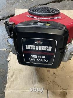 Briggs & Stratton 18hp Vanguard Good Running Engine Motor 350777