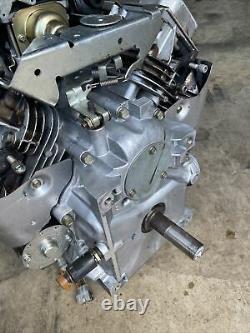 Briggs & Stratton 20hp V- Twin engine 407677 0229 E1 1 Good Running
