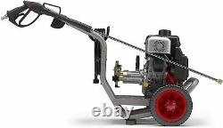 Briggs & Stratton Elite 3400 MK2 Portable Petrol Engine Pressure Washer Valeting