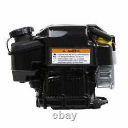 Briggs & Stratton Engine 8.75 GT Vertical Shaft Engine Model 125P02-0012-F1