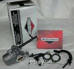 Briggs & Stratton Genuine Parts Carburetor 591378 796321 699966 696132 OEM Carb