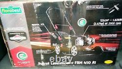 Briggs & Stratton Petrol Mower Brand New & Boxed! FBM 450 A1 125cc