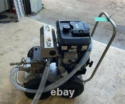 Briggs & Stratton Petrol Pressure Washer, Interpump Series 66, 200 BAR 41 LPM