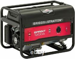 Briggs & Stratton SPRINT 1200A Petrol Portable Generator