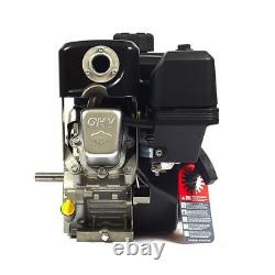Briggs & Stratton Vanguard 6.5HP Horizontal Engine 3/4 X 2 27/64 13L332-0036-F8