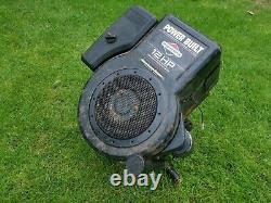 Briggs and Stratton 12HP Petrol Engine For Ride On Lawn Mower Tractor