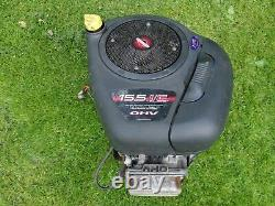 Briggs and Stratton 15.5HP OHV Petrol Engine For Ride On Lawn Mower Tractor