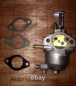 Briggs and Stratton Genuine Carburetor 715529 138432-0042-A1 & 138432-0042-B1