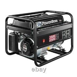 Briggs and Stratton PowerBoss 3500-Watt Gasoline Portable Generator