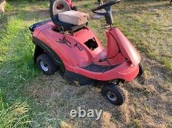 Briggs and Stratton ride on mower spares or repairs