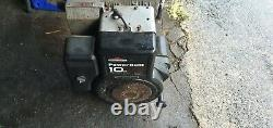 Briggs and stratton engine 10.5 Hp fir sale or swap for petrol lawn mower