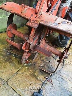 Briggs and stratton rotavator spare or repair