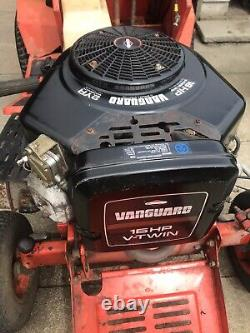 Briggs stratton v twin vanguard engine 16hp. Ride On Mower Engine