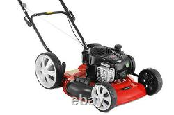 COBRA MM51B 20 Mulching Lawnmower Petrol Briggs & Stratton Engine Lawn Mower