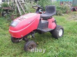 Castel ride on mower / garden tractor, no cutting deck, briggs and stratton