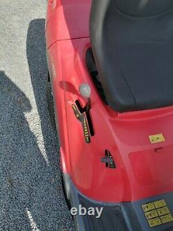 Castelgarden 72cm ride on lawn mower Briggs & Stratton Engine Hydrostatic