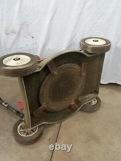 Classic Hayterette Hayter Rough Cut Petrol Lawn Mower-briggs And Stratton Engine