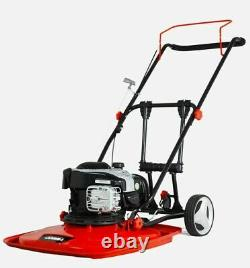 Cobra Airmow Hover 51b Briggs And Stratton Engine 20 Like Flymo Bank Mower