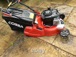 Cobra RM40 SPB 16 Petrol, Self Propelled, Rear Roller, Briggs & Stratton Engine