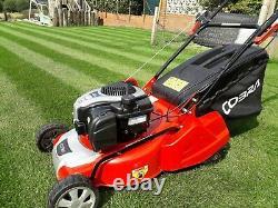Cobra RM46SPBR Lawnmower Rear Roller Self Propelled Briggs & Stratton 575EX