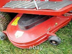 Countax Hydrostatic C600HE Briggs & Stratton 16hpengine Ride On Lawn Mower & PGC