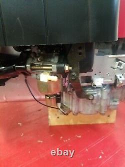 Craftsman- Briggs & Stratton 17 Hp. I/c Platinum Turbo Cool 311707-0132-e1