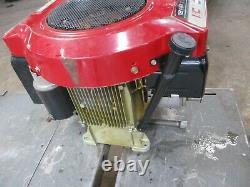 Craftsman Lt1000 Briggs & Stratton 18hp Good Running Engine Motor 422707
