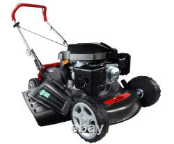 EFCO LR48PK Comfort SD Side Discharge Push Mower Powered by Briggs & Stratton
