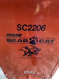 Echo Bearcat SC2206 Petrol Chipper/Shredder Briggs & Stratton Engine